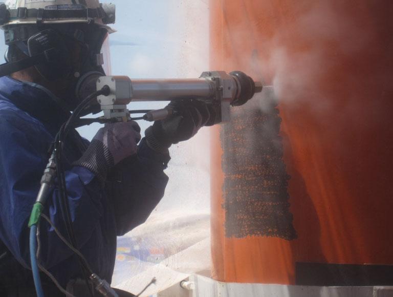 高圧洗浄工事・機械販売